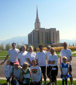 Temple To Temple T-Shirt Photo