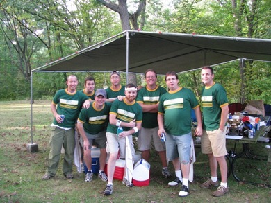 "Bocce Bowl 2009   De""Bocce""Ry T-Shirt Photo"