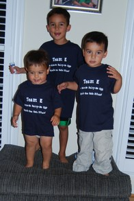 Team E Shirt Preview T-Shirt Photo