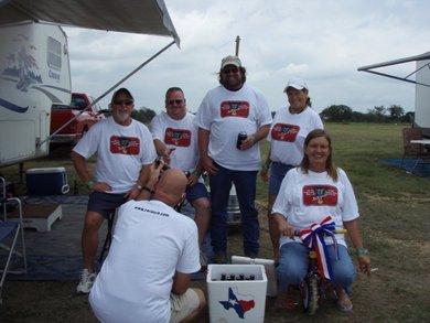 Guitar Re Ranch Group T-Shirt Photo