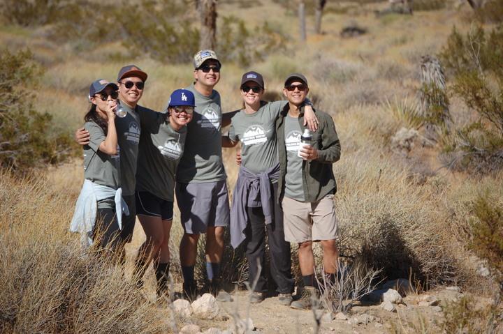 Hiking team names