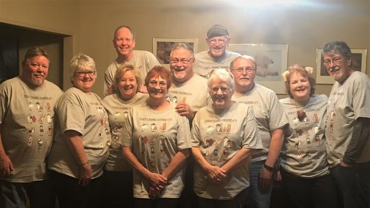 Cox Cousins 9th Reunion T-Shirt Photo