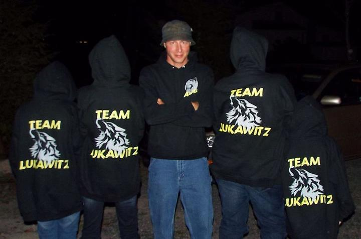 Camping For Halloween T-Shirt Photo
