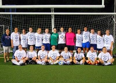 Western Connecticut State University Women's Soccer Alumni T-Shirt Photo