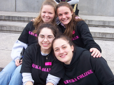 Breast Cancer Walk, 2006 T-Shirt Photo