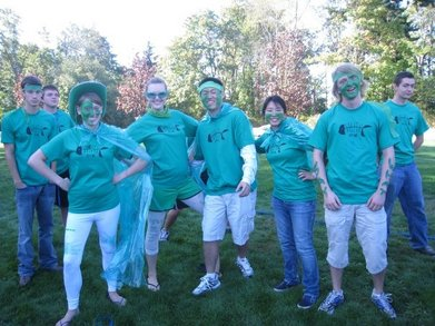 Colour Wars T-Shirt Photo