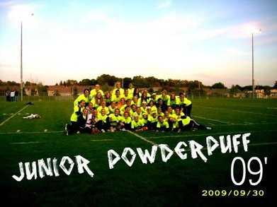 Westonka Junior Powderpuff 2009 T-Shirt Photo