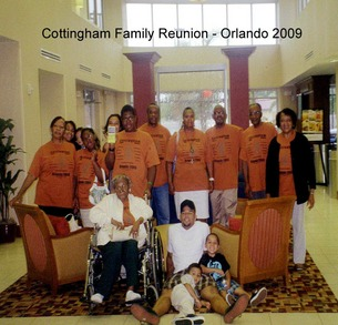 Cottingham Reunion T-Shirt Photo