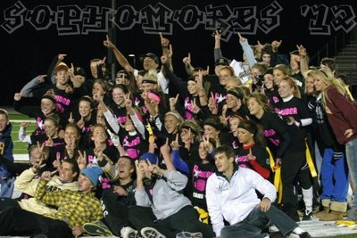Powderpuff Champions 2009  Team Sophomore ! T-Shirt Photo
