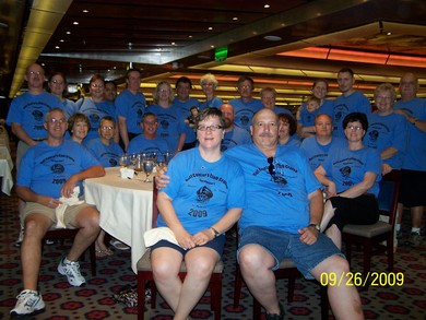 Half Century Club Cruise T-Shirt Photo