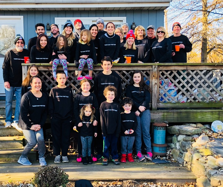 Thankful For Family! T-Shirt Photo