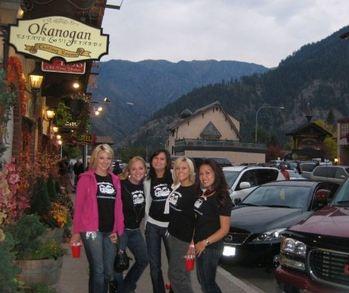 Oktoberfest In Leavenworth, Wa T-Shirt Photo