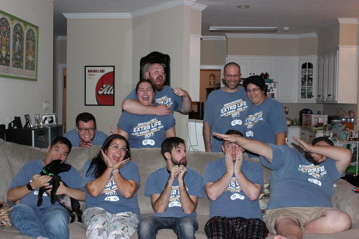 Play Games. Heal Kids. T-Shirt Photo