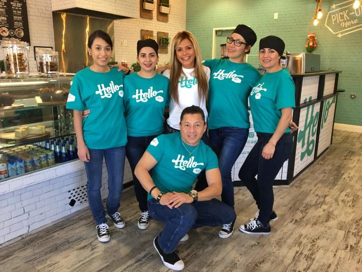 Adi's Active Nutrition   Las Vegas T-Shirt Photo