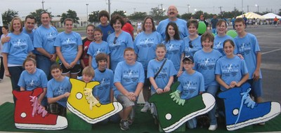 Jdrf Walk To Cure Diabetes Houston T-Shirt Photo