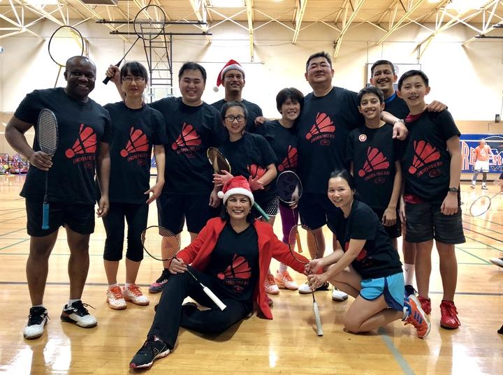 f8c0fcac Badminton T-shirt Design Templates and Inspiration