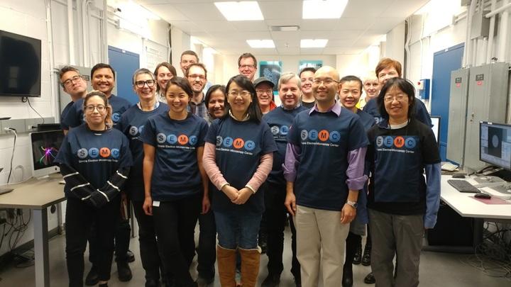 New Semc Lab T Shirts! T-Shirt Photo