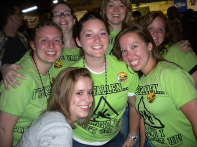 Oktoberfest Ladies T-Shirt Photo