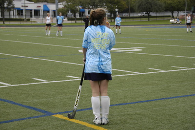 Field Hockey T-Shirt Photo