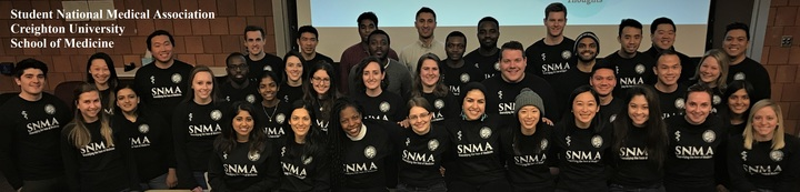 Snma Shirt Day At Creighton University School Of Medicine T-Shirt Photo