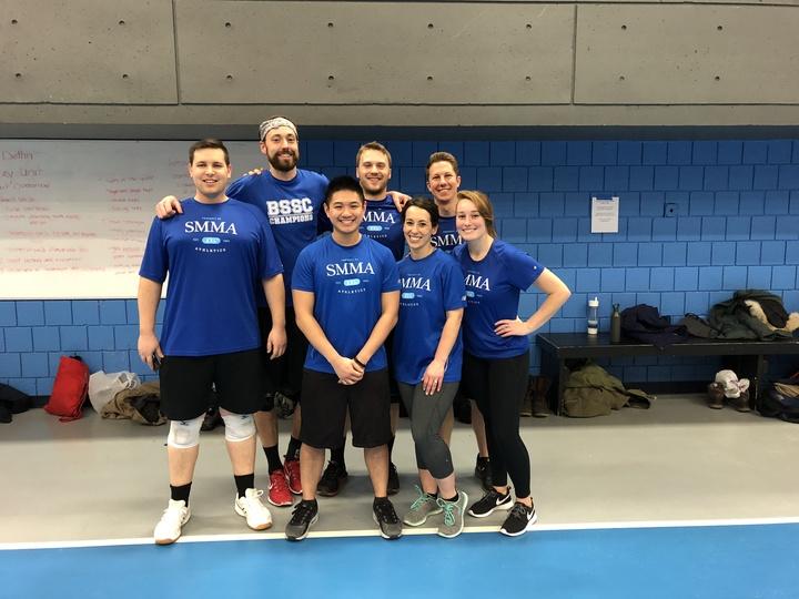 Architect's Volleyball T-Shirt Photo