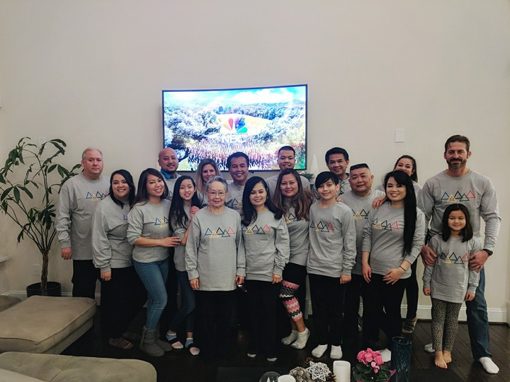 2018 Olympic Winter Games Viewing Party T-Shirt Photo