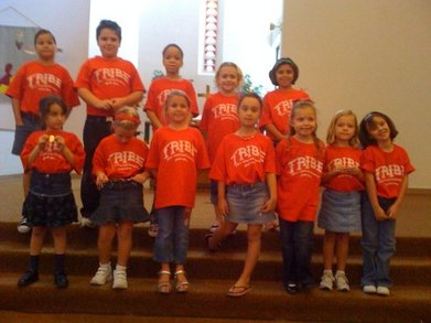 Tribe Children's Choir T-Shirt Photo