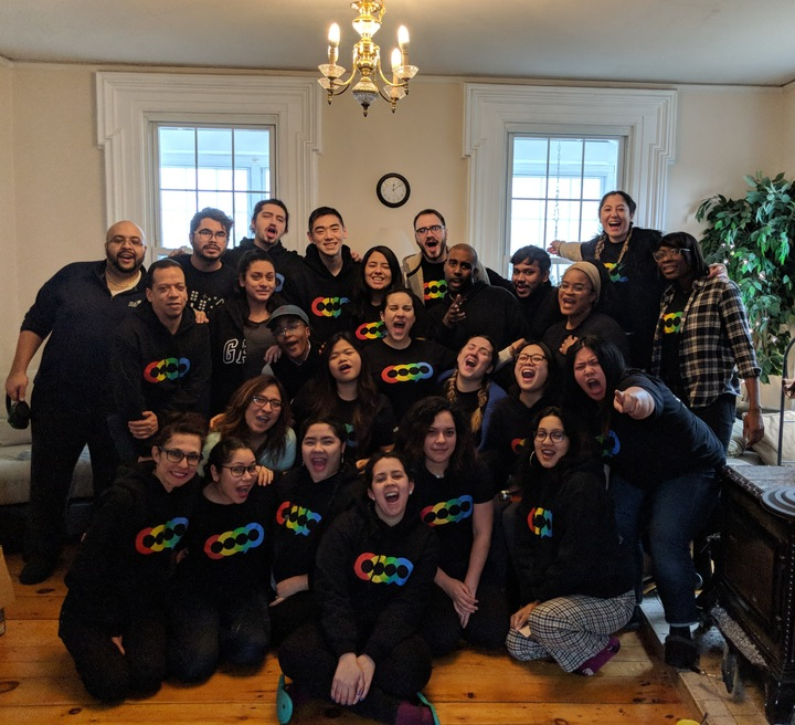 Coop Nyc Spring 2018 Retreat! T-Shirt Photo