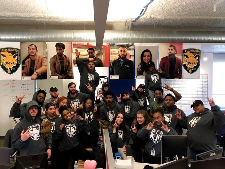 Foxhound Team Swag! T-Shirt Photo