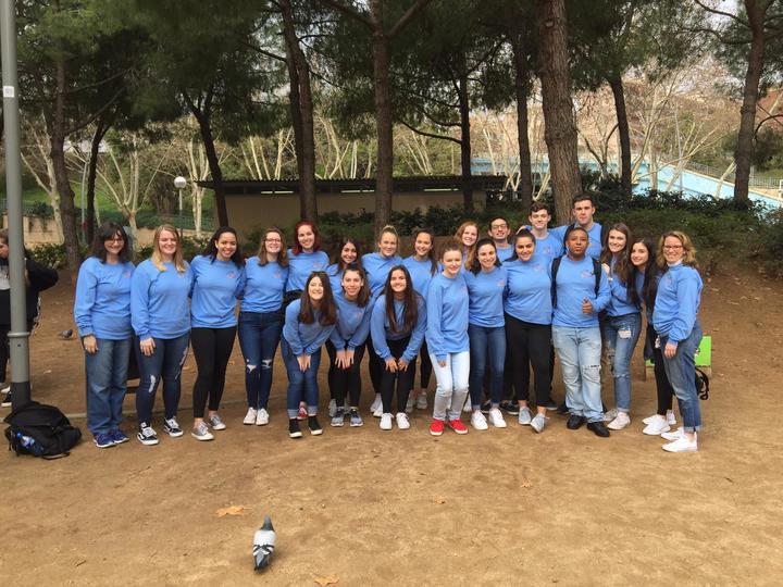Spf In Barcelona Spain 2018 T-Shirt Photo