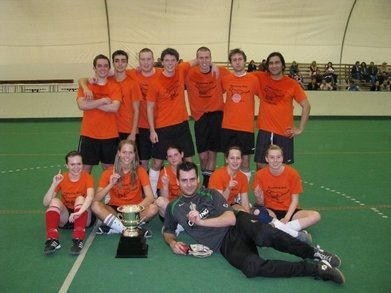 "Co Ed ""A"" Champions! T-Shirt Photo"