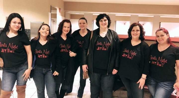 Girls Night Out! T-Shirt Photo