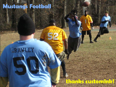 Football Fun T-Shirt Photo