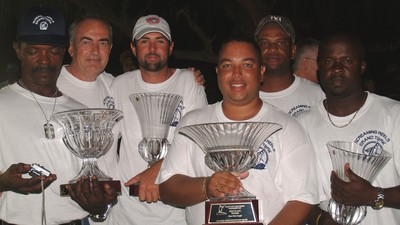 Grand Turk Game Fish Tournament Champs T-Shirt Photo