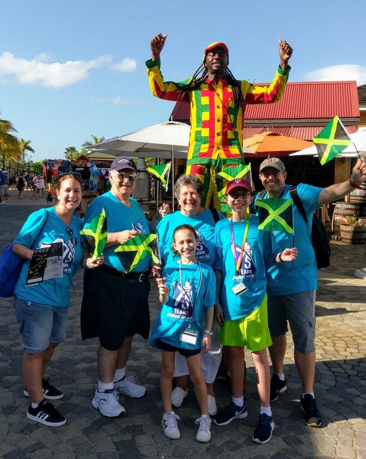 Jamaica Me Crazy T Shirt Photo