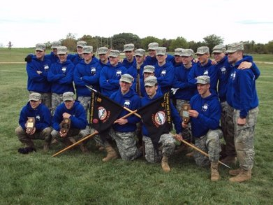 Rotc Ranger Challenge Competition, 1st Place Champions T-Shirt Photo