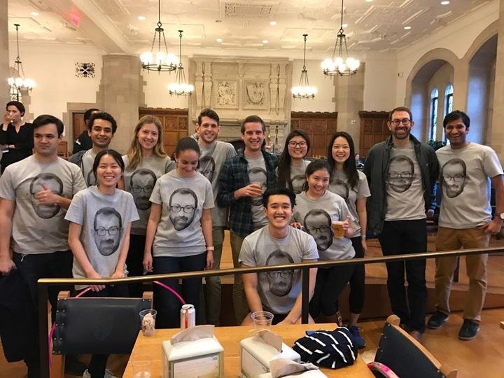 Law School Olympics  T-Shirt Photo