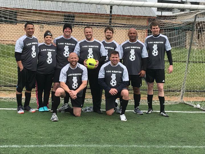 Sapd Soccer Champs T-Shirt Photo