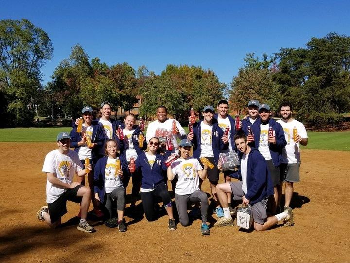 Section I Softball T-Shirt Photo