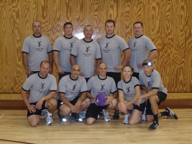 Dodge Ball Team 2006 T-Shirt Photo
