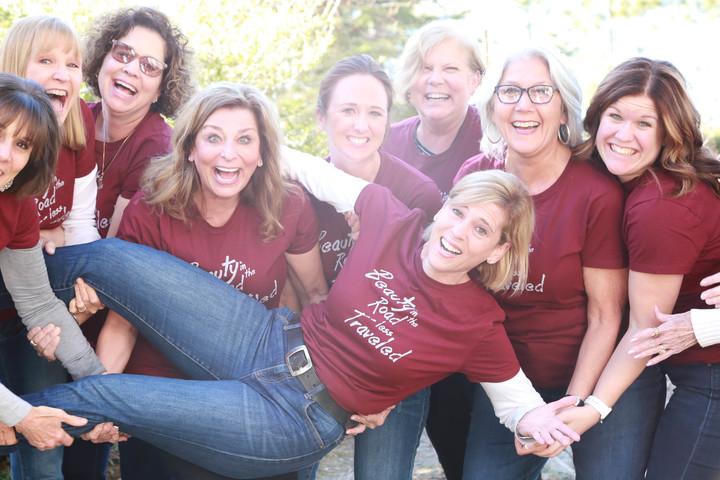Women's Leadership Team T-Shirt Photo