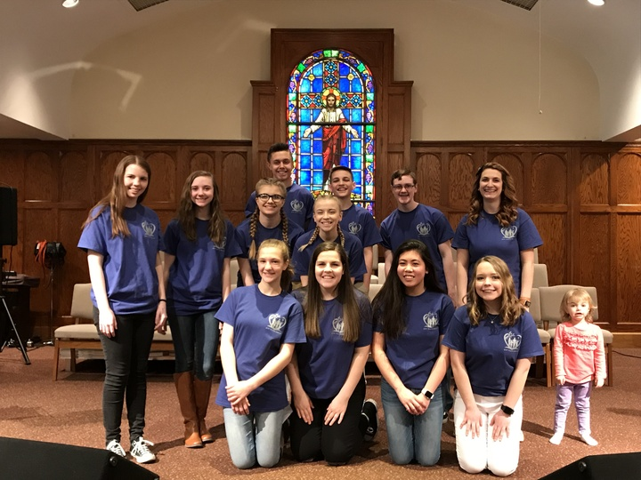 Youth Sunday At St. Peter's  T-Shirt Photo