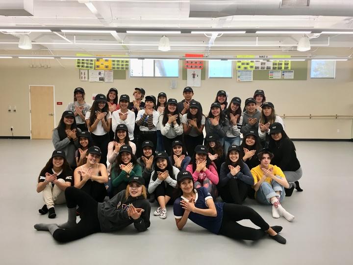 Velocity Dance Team  T-Shirt Photo