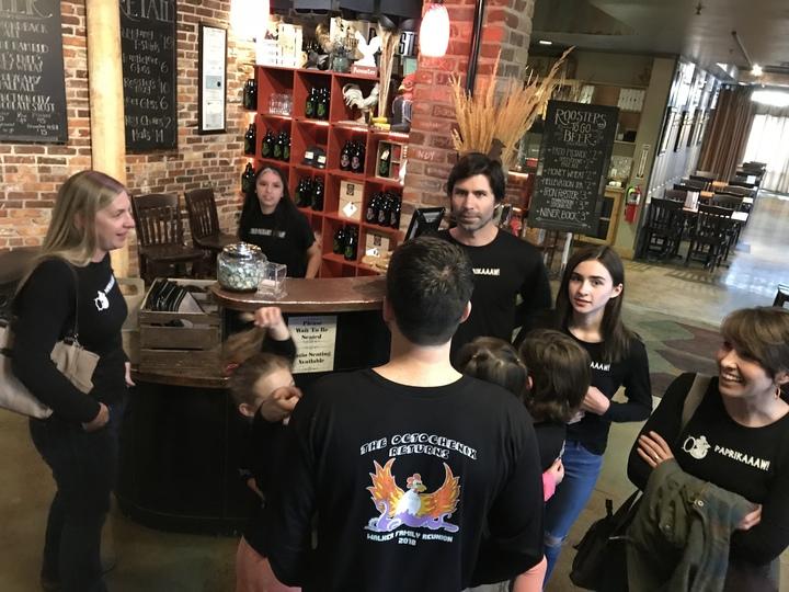 The Walker Family Reunion T-Shirt Photo