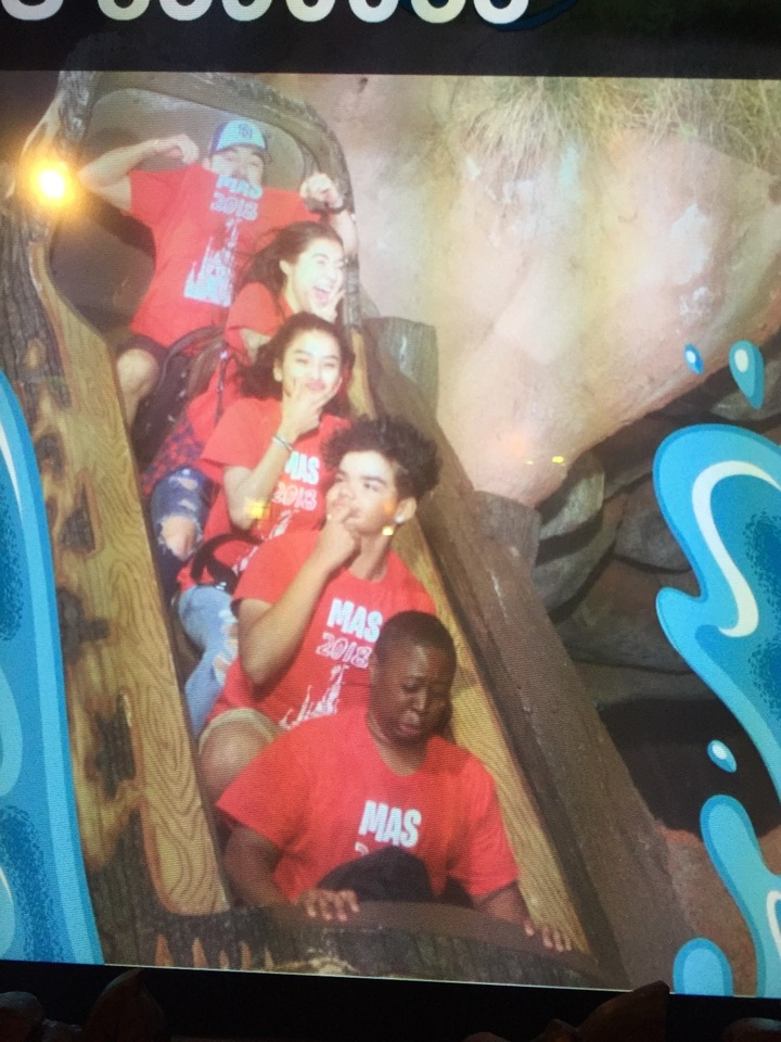 Mas Splash Mountain T Shirt Photo