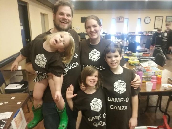 Winona Game O Ganza 2018 T-Shirt Photo