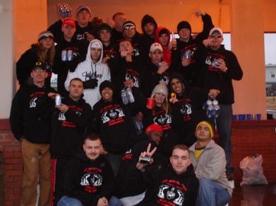 Camp Fuji Polar Bear Beer Pong Tournament T-Shirt Photo