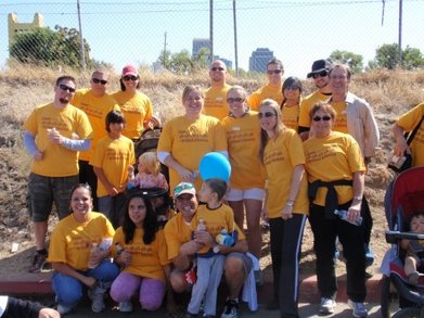 Sacramento 2009 Walk Now For Autism Speaks T-Shirt Photo