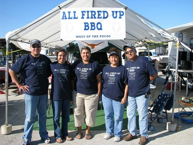 All Fired Up T-Shirt Photo