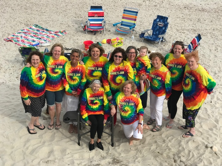 Aunt Marie's 90th! T-Shirt Photo